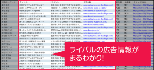 Pandora2・2広告一覧検索機能.PNG